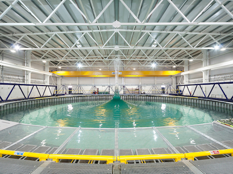 FloWave Ocean Energy Research Facility