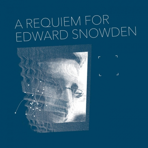 Requiem for Edward Snowden Album Cover