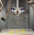 Wendy McMurdo, 'Early Research Robot (i)', Digital Print, 2011